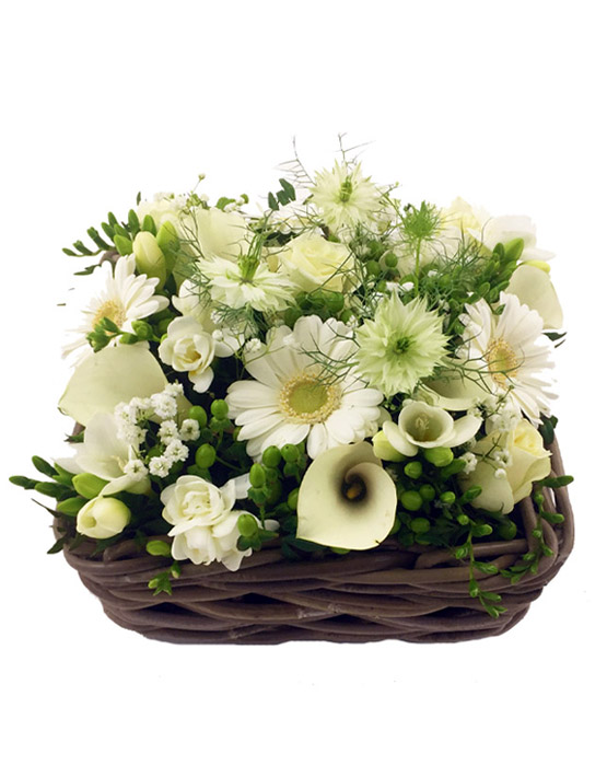 ILSPIRATI - bloemenmand