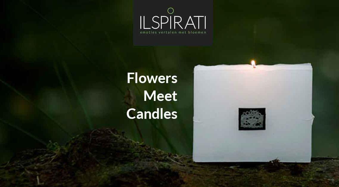 Workshop Flowers Meet Candles